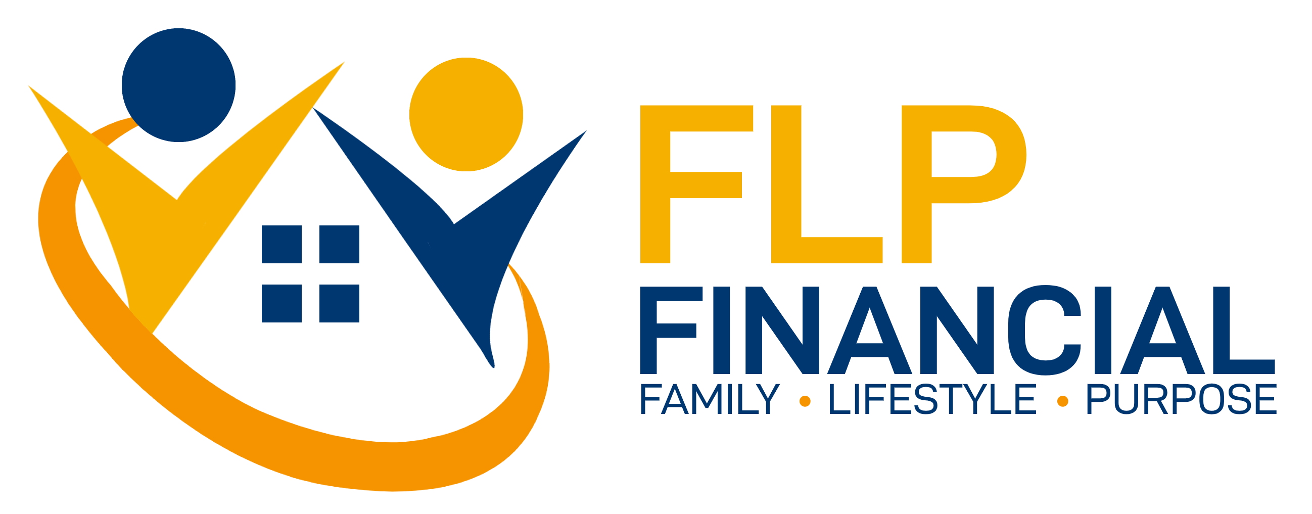 FLP Financial Official Logo